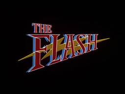Title card de The Flash (1990)