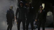 Team Green Arrow meet Vigilante (2)