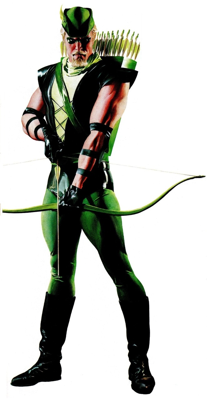 Green Arrow Comiclook