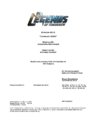 DC's Legends of Tomorrow script title page - Camelot 3000.png
