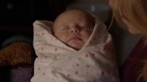 Mia Smoak de bebé