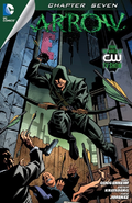 Arrow chapter 7 digital cover