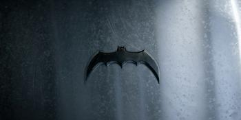 Bruce's batarang