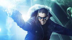 Captain Cold Flash Cw for Pinterest