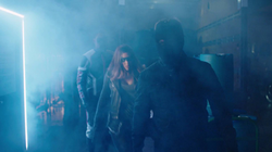 Mr. Terrific, Dinah and Oliver