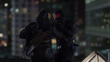 Prometheus vs. Vigilante