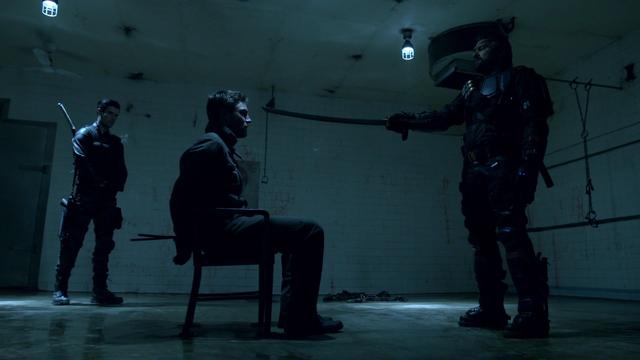 File:Slade points a katana at Oliver.png