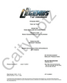 DC's Legends of Tomorrow script title page - Out of Time.png