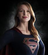 Kara Danvers costume promo 01