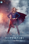 Supergirl season 3 poster - Miss Me?
