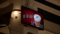 The Flash - one brew coffee, one shot Espresso