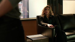 Dinah questions Diggle's well being