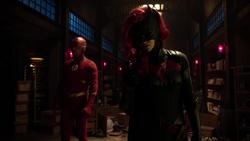 Kate com o Flash