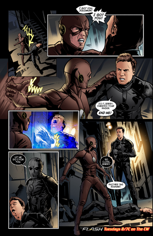 File:The Flash comic sneak peek - The Race of His Life.png
