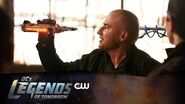 DC's Legends of Tomorrow Aruba Scene The CW