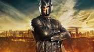 John Diggle's costume first look