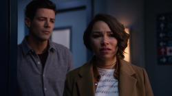 Nora convencida que deve falar a verdade a Barry