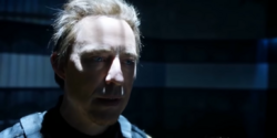 Eobard says to Nora tell her dad