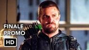 "Arrow 7x22 Extended Promo ""You Have Saved This City"" (HD) Season Finale"