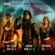 Arrowverse - special 3-night crossover event