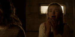 Beth observa cómo matan a Chessy