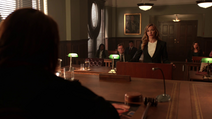 Laurel apelando pela sentença de Oliver
