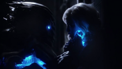 Savitar attacks Killer Frost