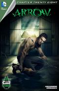 Arrow capítulo 28 portada digital