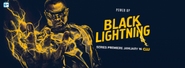 Black Lightning promo - Power Up