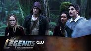 DC's Legends of Tomorrow Camelot 3000 Trailer The CW