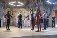 Supergirl and The Flash 4