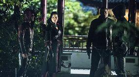 Arrow-the-magician-team