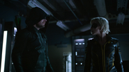 Laurel meeting Oliver