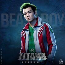 TitansT2 - Chico Bestia poster