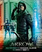 Arrow Invasion!