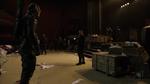 Bohaterowie współpracują z Caydenem Jamesem, szukając w przestępcach zabójcy jego syna