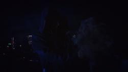 Felix Faust using Dark Magic