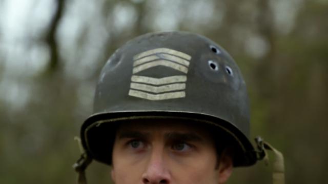 File:Sgt. Rock's helmet on his head.png