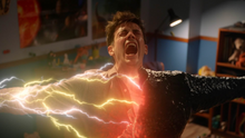 Speed Force tries to save Barry from Ramsey