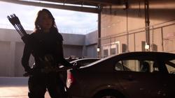 Talia gets her revenge on Dr. Parker