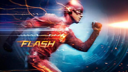 The Flash San Diego Comic-Con poster