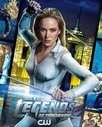 White Canary promotional image (season 6)