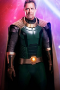 Crisis on Infinite Earths - Tom Cavanagh as Pariah first look