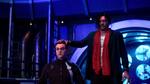 DeVoe jako Edwin Gauss przejmuje ciało Ralpha Dibny'ego