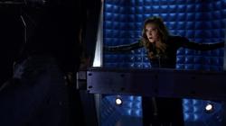 Earth-2 Laurel imprisoned