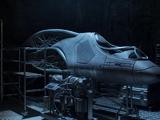 Kara Zor-El's pod