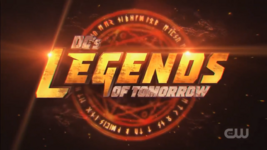 Legends of Tomorrow 4 title card