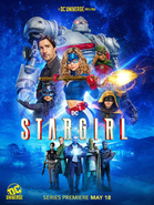 Pôster de DC's Stargirl (DC Universe)