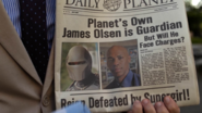 Daily Planet on James Olsen as Guardian
