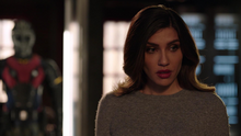 Dinah agrees that they need to keep Oliver out of prison